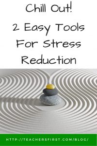TF Blog - Stress Reduction