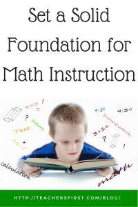 TF Blog - Math Instruction