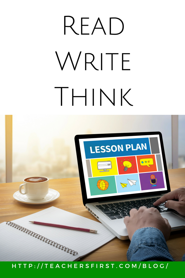 Readwritethink teachersfirst blog sometimes we get caught up with the latest technology tools splashy websites and shiny gadgets and forget about some of the timeless resources that ccuart Gallery