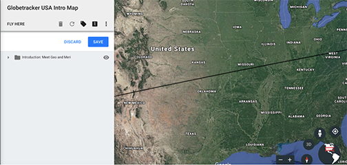 Google Earth Web Map File Dialog