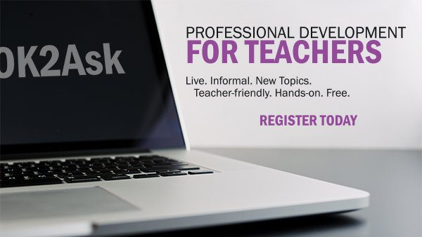 OK2Ask® from TeachersFirst