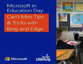 Microsoft in Education Day: Multiple Sessions! image