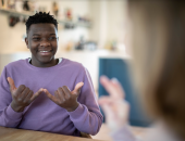 National Deaf Awareness Month image
