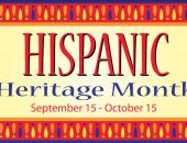 National Hispanic Heritage Month image