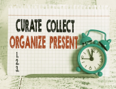 Twitter Chat: Tips, Tools & Strategies for Curating Resources image