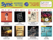 Sync: Audio Books for Teens image