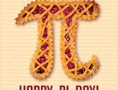 Celebrate Pi Day - March 14 image