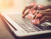Use social media to build a sense of school community image