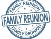 National Family Reunion Month image